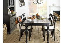 NEW HOME: LIVING/DINING / LIVING ROOM AND DINING ROOM IDEAS, DECOR ETC. / by Theresa Rhodes Bassemier
