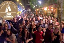 THE ORIGINAL WARSAW PUB CRAWL / Call +49 157 838 93416 to join our tours!