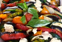 savory | vegetarian & vegan / by Sarah Elizabeth