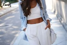 White on white so chic