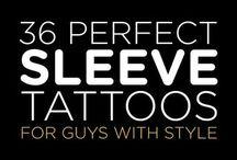 Tattoos Men/women