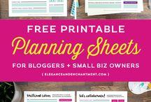 Business printables / business printables, printables, business help