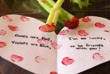 Valentines preschool