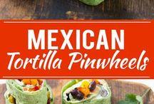 Mexican potluck