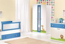 Baby Room Furniture / Bebek Odaları