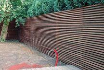 Wanden | Afscheidingen / Inspiratie voor afscheidingen in de tuin of (semi-)openbare ruimte