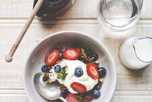 Om min kärlek till frukost