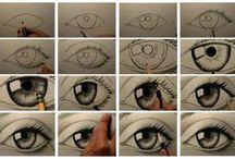 Jak se co kreslí