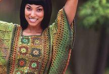 blusas s crochet