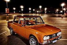 Alfa Romeo Favourites / Some of the best by Alfa Romeo from the earliest cars to the present day