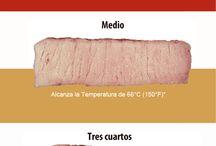 cocción cerdo