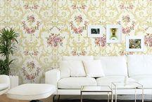 Plastic wallpaper Design
