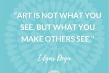 Wise Words for Artistic Inspiration