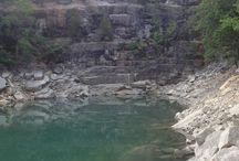 quarry rock