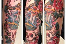 Oliver Peck Tattoo