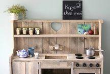 kuchynka do domceka