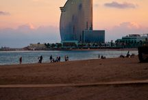 Barcelona Beach / by Feel At Home In Barcelona