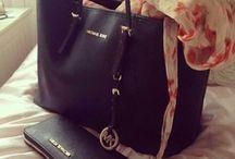 my bags ♡