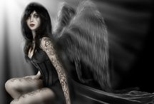 Angel ● Dark ● Female