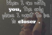 Dulce amor ❤️ / Cheesy, sickening, love ish  / by V Mung