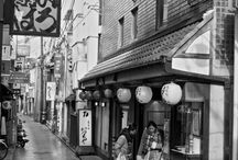 Japan City Life