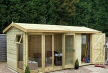 Shed/Summer house