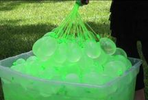 A FILL Water Balloons fast