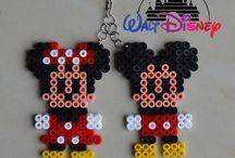 Porte clés Mickey