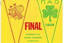 Panathinaikos / Final wembley Ajax PAO