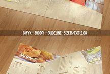 food menus