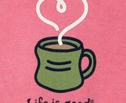 It's all about the coffee! / by Jill Jackson
