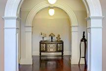New home - hallway