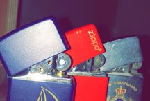 Zippo Collection / Zippo and lighters