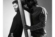 Jensen Ackles & Jared Padalecki ♡