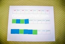 Getting my little one ready for Pre-K / by Lauren Sagistano