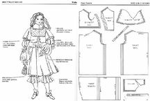 7.2.2. Patterns for Theatrical Costumes