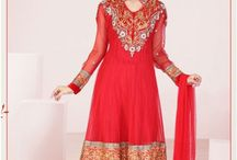 Salwar Kameez / Indian Sanskariti provide you latest and styles churidar salwar kameez, designer anarkali salwar kameez on cheap rate.
