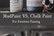 DIY. Painted Furniture