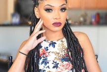 Black Women Hair Style