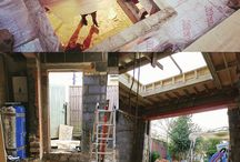 In-situ / Our projects during construction!