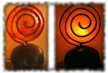 My artworks - lamps