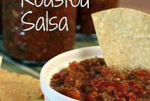 SALSA PROJECT / by Tanna Housley