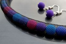 Nylon Netted Jewelry
