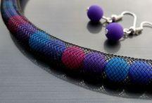 Nylon Netted Jewelry