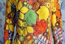 creatii vestimentare crosetate