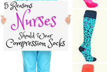 Compression Socks and Garment
