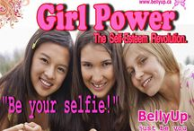 Self-Esteem for Girls / BellyUp Oakville launched a self-esteem building program for girls 11-14. An after school program plus events bringing community role models together in our gorgeous studio setting to help girls build their self confidence and positive body image. Group discussions, activities, dance movement, Yoga and much more will all be involved in this exciting program. www.bellyup.ca
