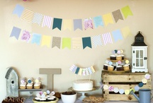 A's 3rd birthday-Garden Themed / by Meghan Shaffer