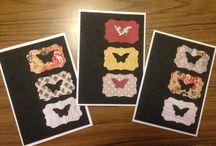 Cards I've made