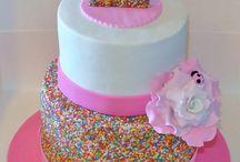 Sprinky cake